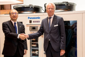 Panasonic and Systemair partner to develop integrated HVAC&R solutions