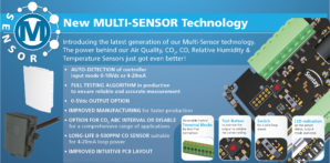 SONTAY BRINGS THE POWER TO A NEW GENERATION OF SENSORS