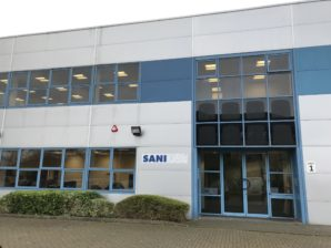 New Year. New Home for Saniflo
