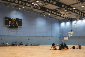 Zumtobel Provide the Perfect Light for Surrey Sports Park