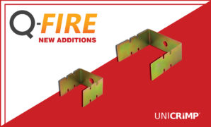 Unicrimp expands fire-rated products range